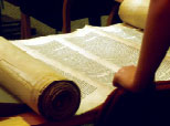 The Arizona Center for Judaic Studies' Torah Scroll